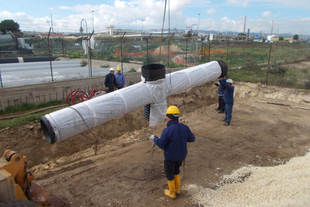 SITE CHARACTERIZATION AND REMEDIATION